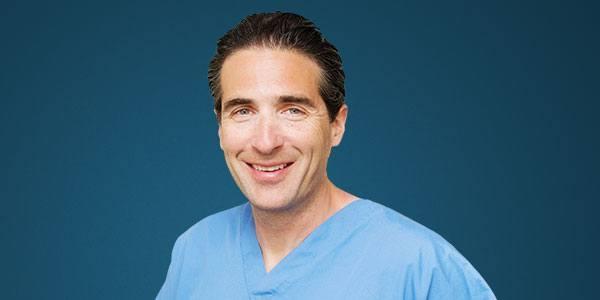 Dr. Richard Rival smiling
