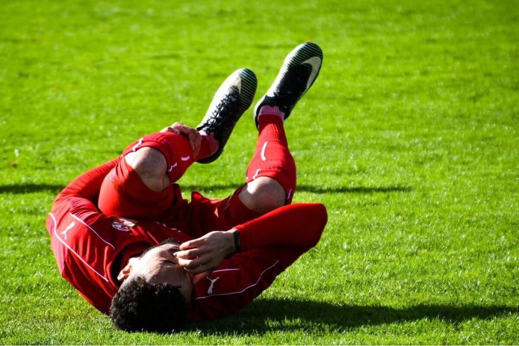 Plastic Surgery for Sports Injury